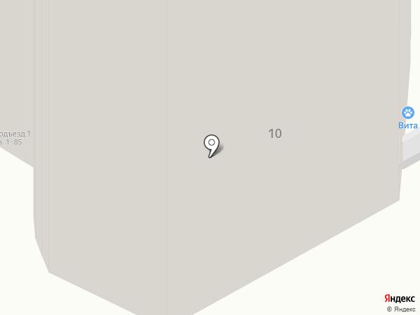 Линия судьбы на карте Перми