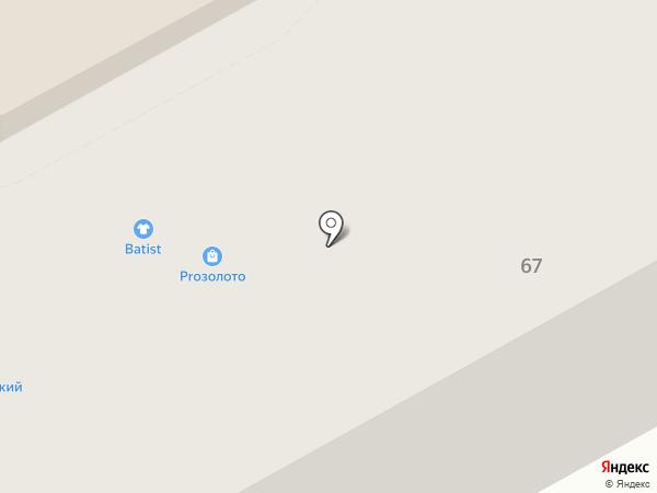 Стиль на карте Перми