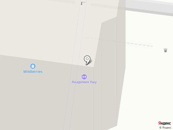 Танлан на карте Перми