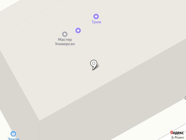 Black Nova на карте Перми