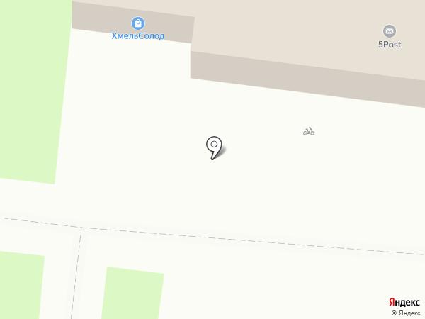 Хмель Солод на карте Перми
