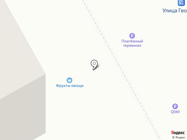 МТС на карте Перми