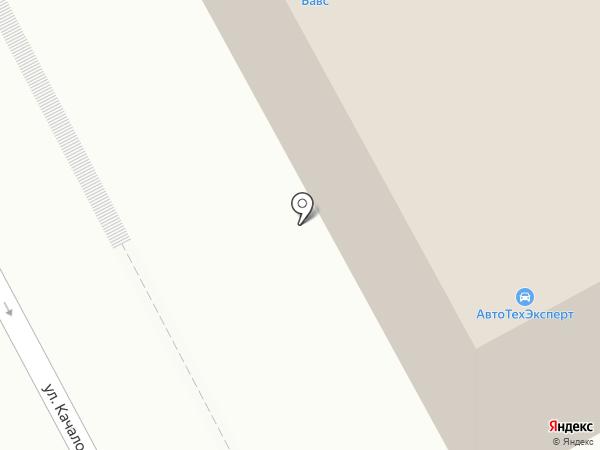 PIZZAPASTA на карте Перми