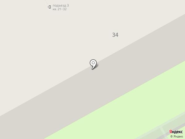 Центр танца на карте Перми