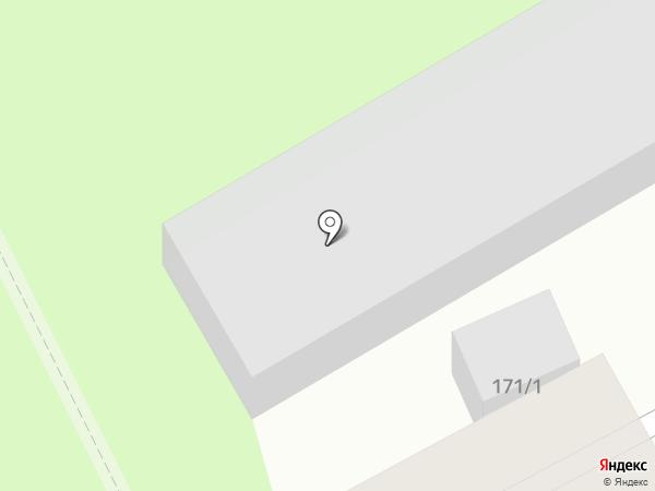 А ААБА 159 на карте Перми