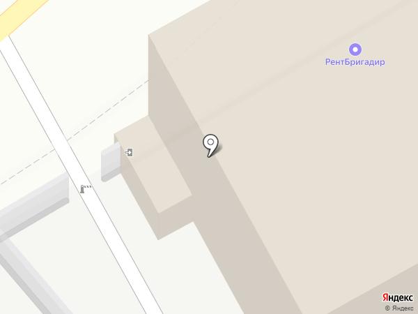 Тай Суши на карте Перми
