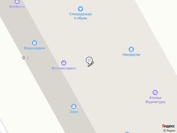 Мама, Папа, Я на карте Перми
