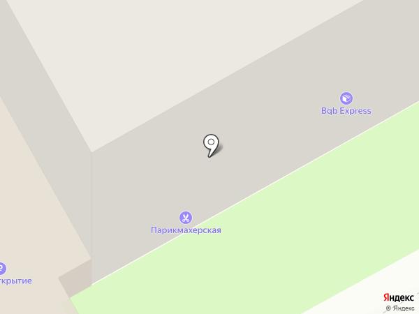Ателье №1 на карте Перми