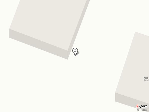 Данка на карте Акбердино