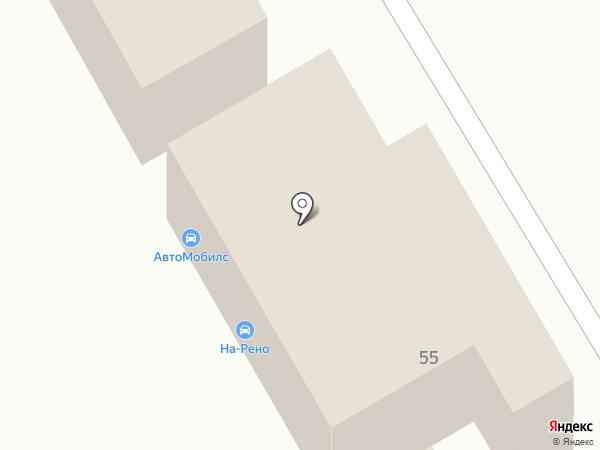 Авто-Мобилс на карте Перми