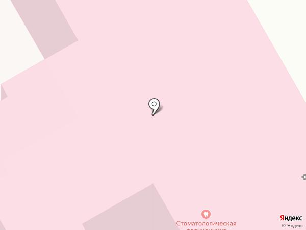 Краевая клиническая стоматологическая поликлиника на карте Перми