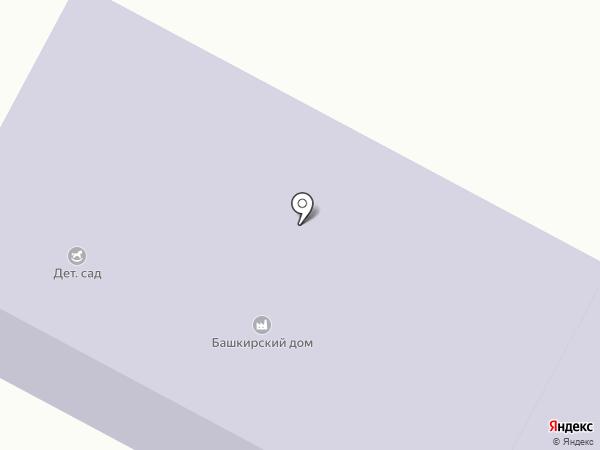 Форест Грин на карте Акбердино