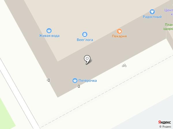 Магазин детской одежды и игрушек на карте Перми