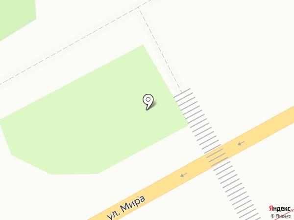 Билайн на карте Перми