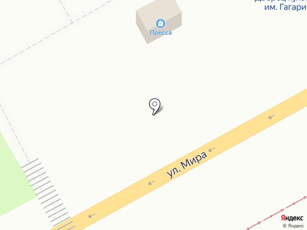 Деньгимигом на карте Перми