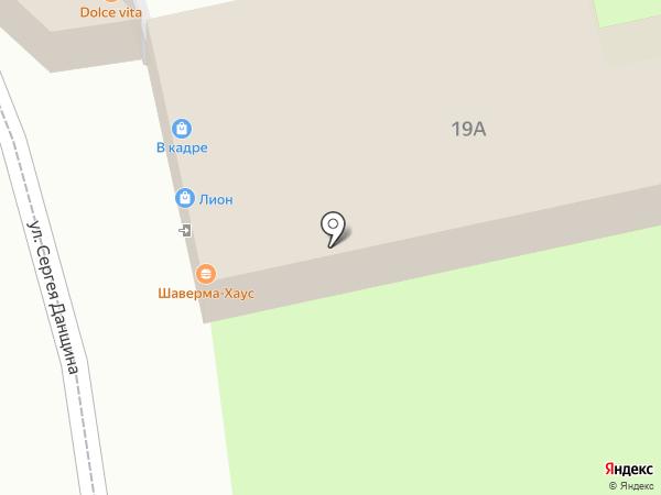 HotVok на карте Перми