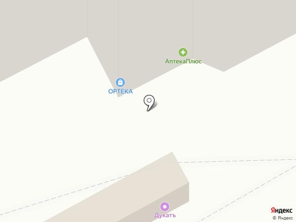 Разливной на карте Перми