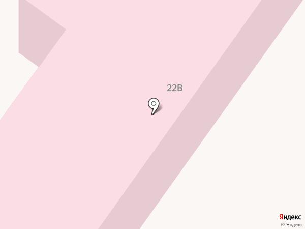 Пермская краевая детская клиническая больница на карте Перми