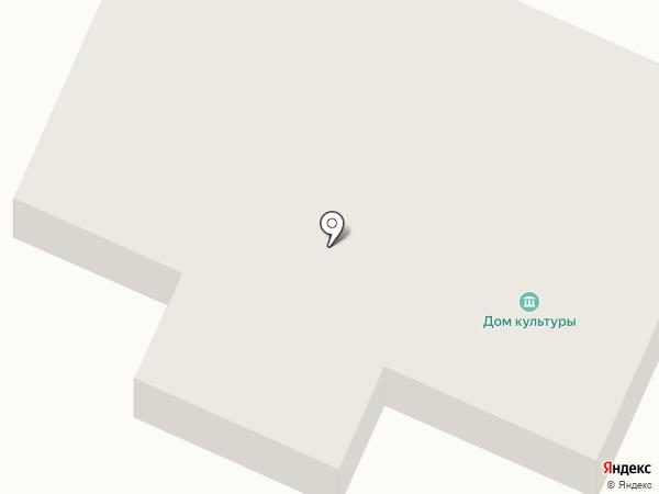 Дом культуры с. Акбердино на карте Акбердино