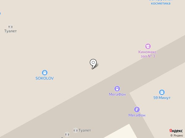 YOTA на карте Перми