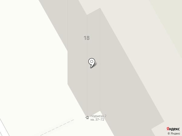 Экспресс-шаверма на карте Перми