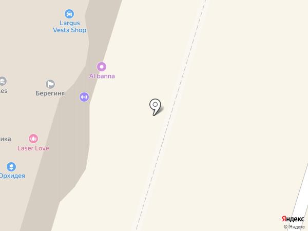 Гефест Строй на карте Перми