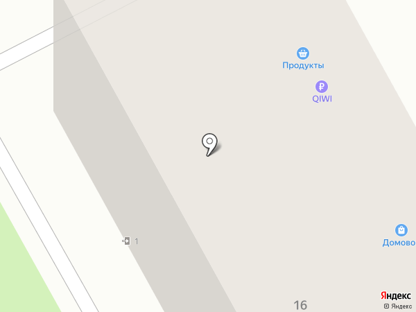 Норман на карте Перми