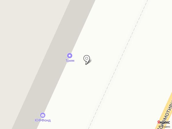 ТеплоПромМонтаж на карте Перми