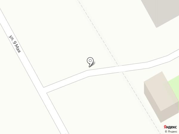 Фаст-фуд кафе на карте Перми