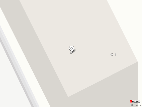 Автопарк на карте Перми