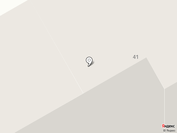 Общежитие на карте Перми