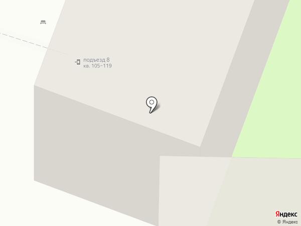 Бухгалтерская компания на карте Перми