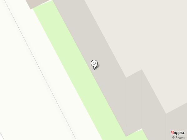 Лик на карте Перми