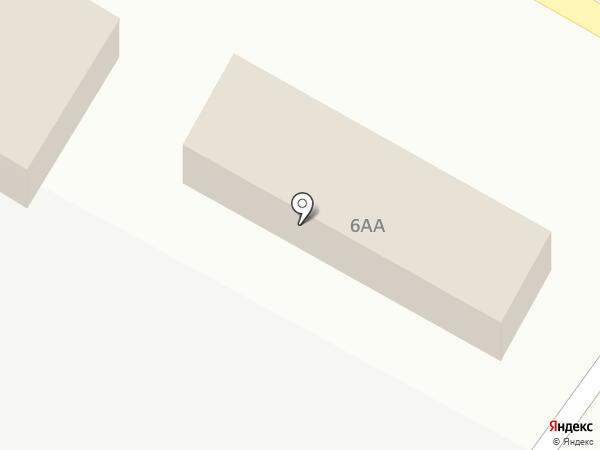 Шиномонтажная мастерская на карте Перми