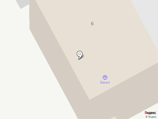 ДСМ-Урал на карте Перми