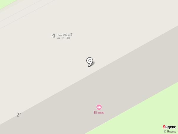 EL NEO на карте Перми