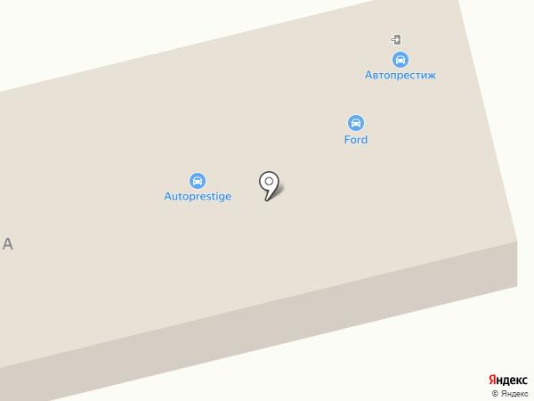 7 Авто на карте Перми