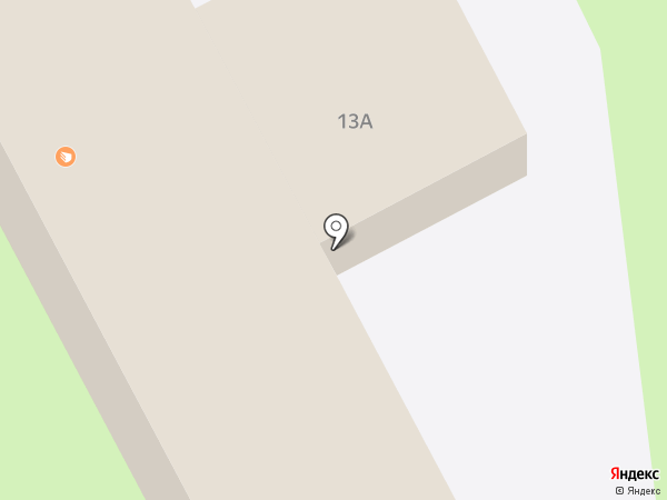 Деловой город на карте Перми