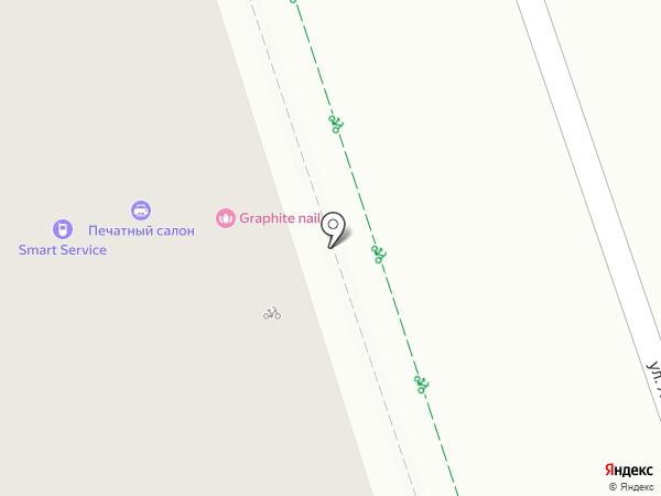 ИНВЕСТ-АГРО на карте Перми
