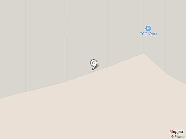 Юкон груп на карте Перми