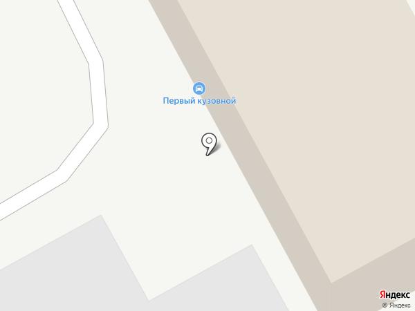 МАРТ на карте Перми