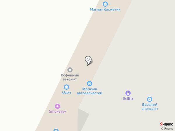 NoutBOX на карте Перми