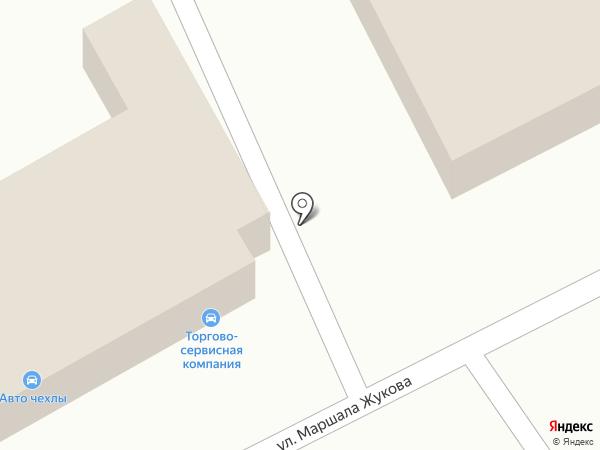 Автобагаж на карте Перми