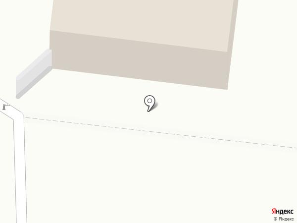 Екатерининский на карте Перми