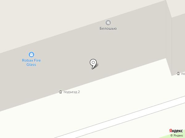 Columbia на карте Перми