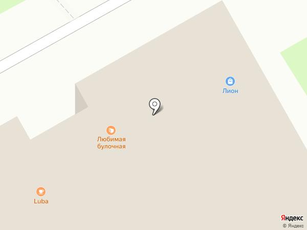 Любимая булочная на карте Перми