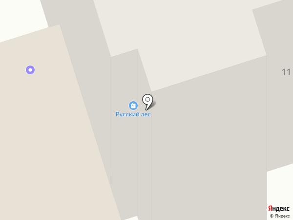 Дилинг Интерком на карте Перми