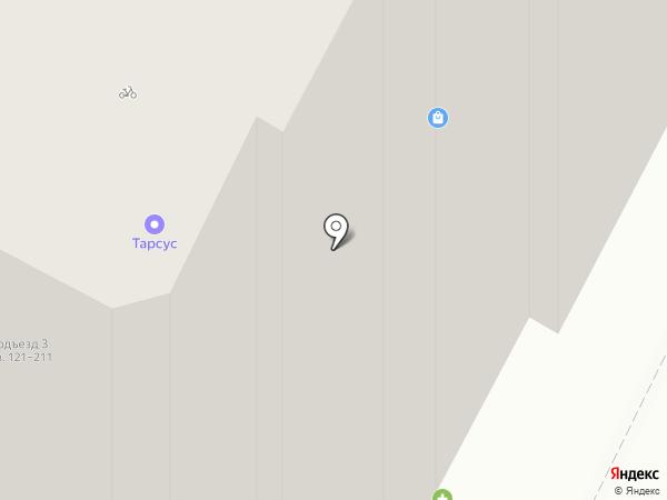 СТАРЛАЙН на карте Перми