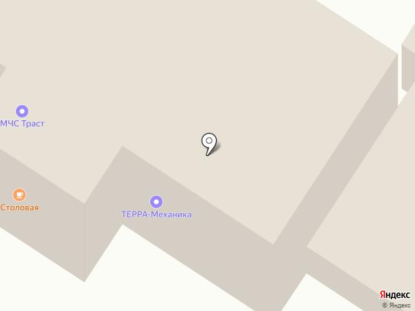 Портал Авто Сервис на карте Перми