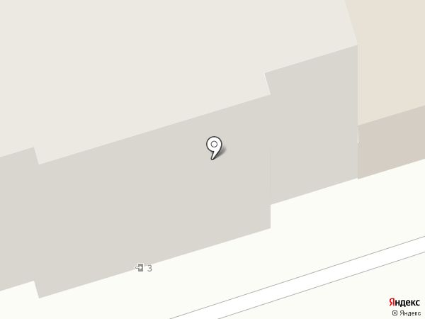 ААА на карте Перми
